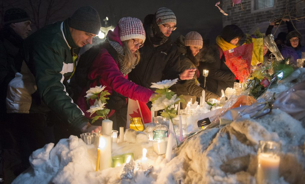French-speaking chaplains with the Billy Graham Rapid Response Team have deployed to Quebec, Canada, after a deadly shooting at a mosque in the provincial capital. The violence has stunned Quebec City, which reported just one murder in 2016.