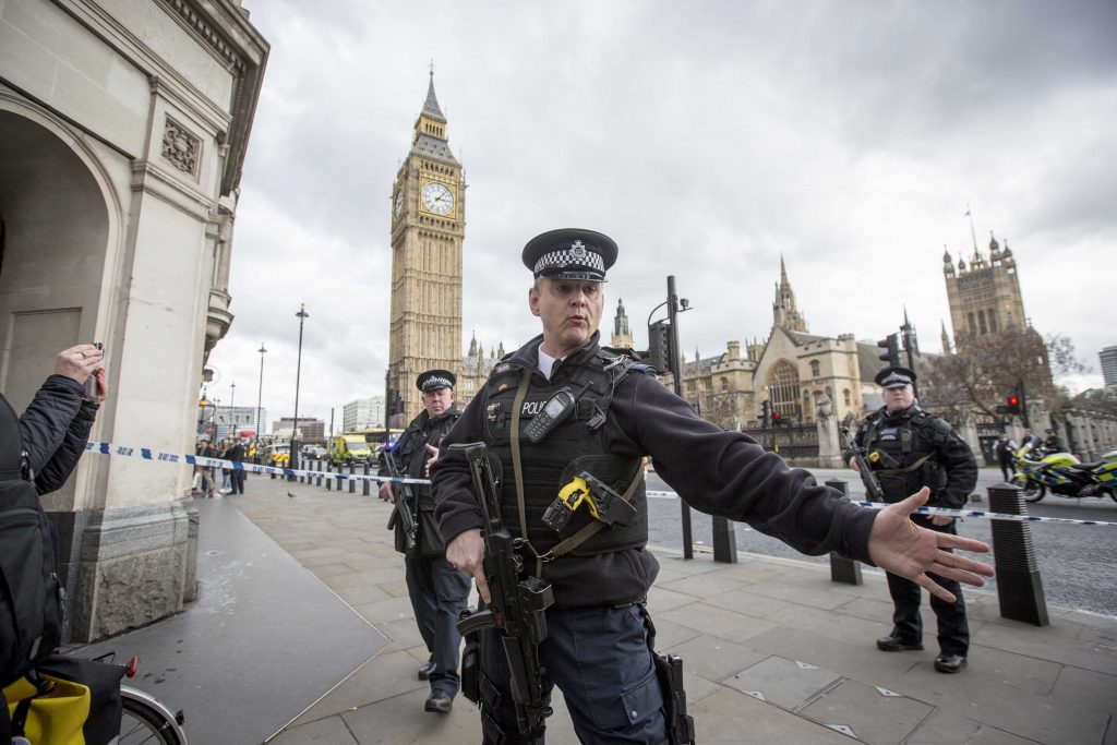Police block off London's Westminster area after a deadly attack in the heart of the city. Crisis-trained chaplains with the Billy Graham Rapid Response Team are working with local churches as they determine the best way to serve the people of London.